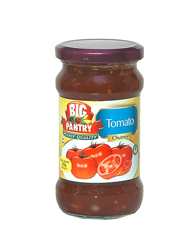 Tomato Chutney - Hot Mango Chutney - Vimal Agro Products Pvt. Ltd. - Irresistible Taste