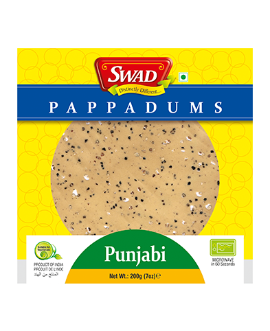 Punjabi Papad -  - Vimal Agro Products Pvt. Ltd. - Irresistible Taste