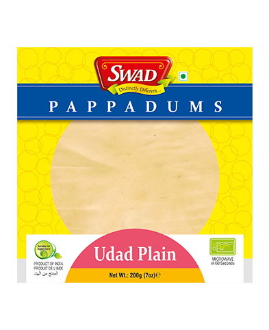 Udad Plain Papad -  - Vimal Agro Products Pvt. Ltd. - Irresistible Taste